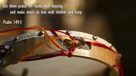 psalm 149 3 sing