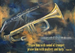 Psalm 150 4