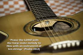 Psalm 150 strings