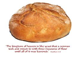 Matthew 13 bread and yeast
