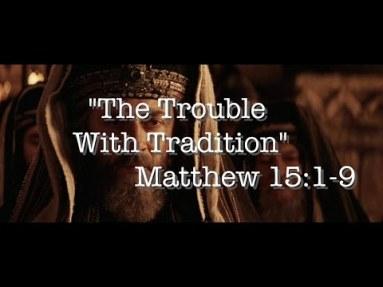 Matthew 15 washing