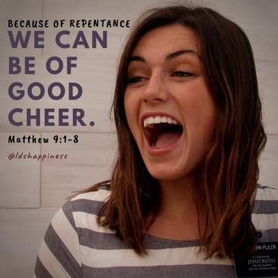 Matthew 9 be encouraged