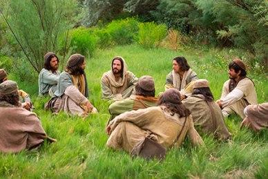 Matthew 9 pray