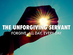 Matthew 18 unfogiving servant