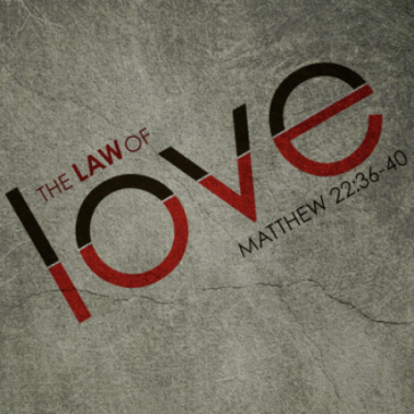 Matthew 22 law of love