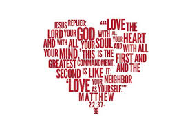 Matthew 22 love God love others