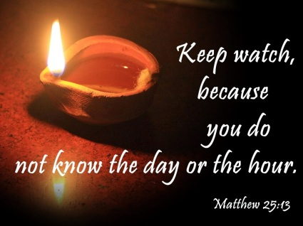 Matthew 25 watch