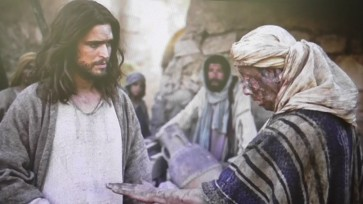 Mark 1 He heals others