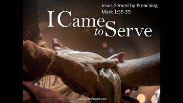 Mark 1 serve