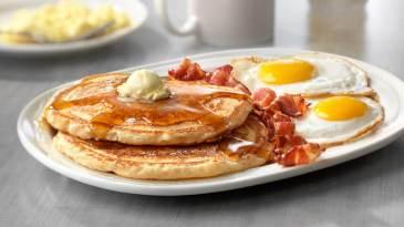 Mark 2 breakfast