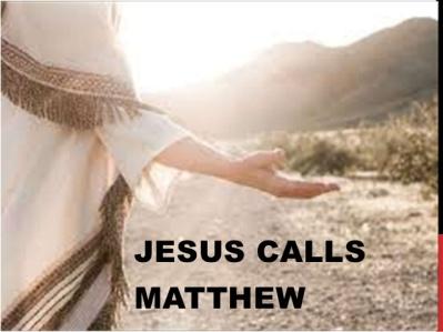 Mark 2 calling Matt