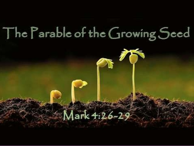 Mark 4 parable