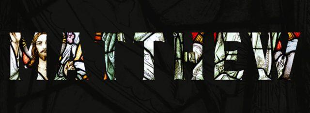 Matthew 2 Matthew