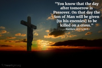 Matthew 25 cross