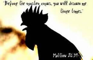 Matthew 26 Jesus tells