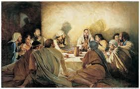 Matthew 26 last supper