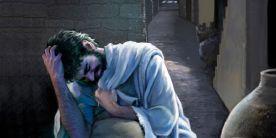 Matthew 26 wept
