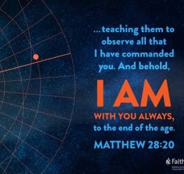 Matthew 28 I AM