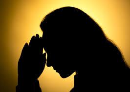 Mark 1 praying