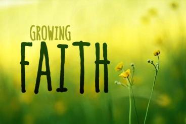 Mark 4 grow your faith