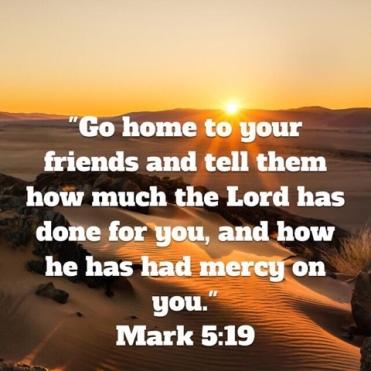 Mark 5 19