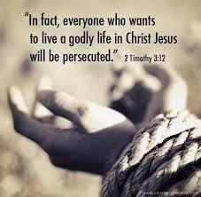 Mark 6 persecution