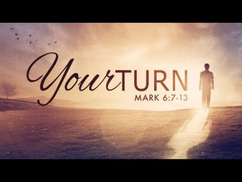Mark 6 your turn