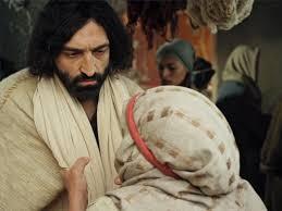 Mark 7 begs Jesus