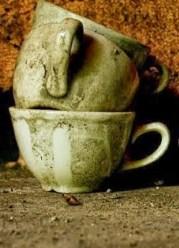 Mark 7 dirty cups