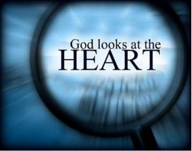 Mark 7 God looks at the heart
