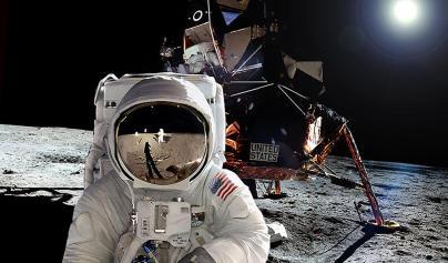 Mark 8 moon landing