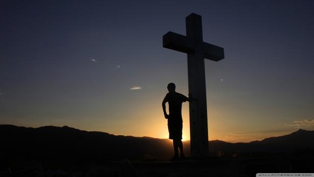 Mark 8 the cross