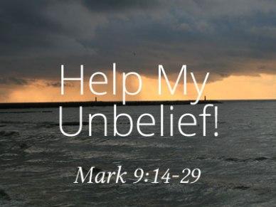 Mark 9 help