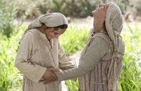 Luke 1 Elizabeth and Mary