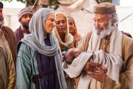 Luke 1 John