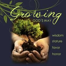 Luke 2 growing God's way