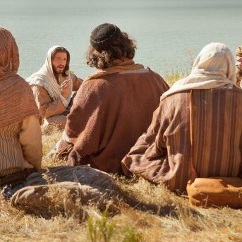 mArk 12 Jesus