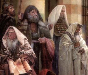 Mark 12 Pharisees
