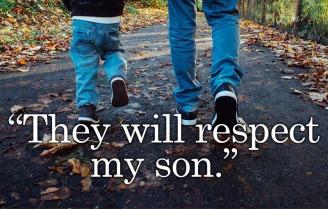 Mark 12 respect the Son