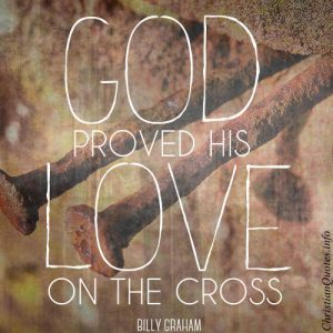 Mark 15 God proved