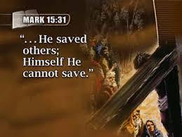 Mark 15 save