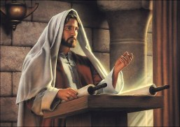 Matthew 13 Jesus speaks
