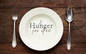 Luke 5 hunger for God
