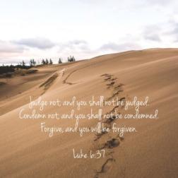 Luke 6 forgive