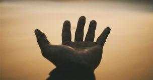 Luke 6 hand