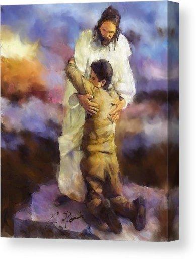 Luke 7 compassionate Savior