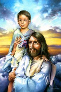 Luke 7 raise up a boy