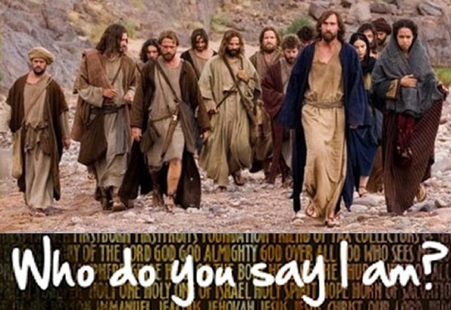 Luke 9 disciples questioned