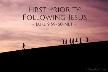 Luke 9 first