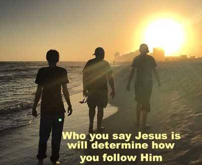 Luke 9 follow
